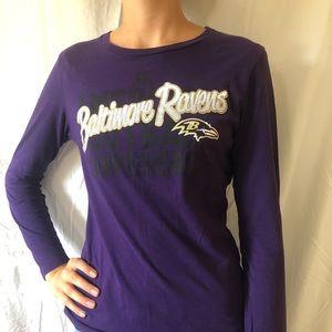 Baltimore Ravens Long sleeve tee